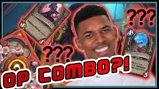 Shark + Lackeys = OP ?? | Tempo Rogue | Rise of Shadows | Hearthstone