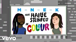 MNEK ft. Hailee Steinfeld - Colour (Official Lyric Video)