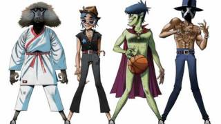 Gorillaz - Do Ya Thing (Full 13 Minutes Explicit Version) Feat. James Murphy & Andre 3000