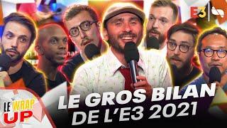 #E3JV Jour 4 : le gros bilan de l'E3 2021 ! 🎮   Le Wrap Up