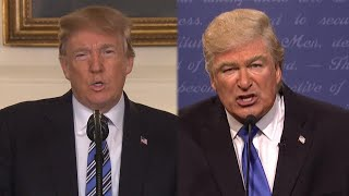 President Trump Rips Alec Baldwin Claiming He Saved Actor's Career