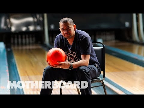 The Bowling Mechanic Keeping America's Favorite Pastime Alive