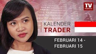 Kalender Trader untuk 14 - 15 Februari: USD bisa kehilangan kekuatan