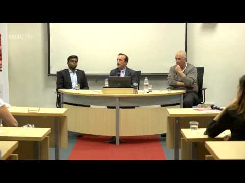 Health, Business & Society Talk #1: Risk-sharing Agreements between Payers and Health Industries