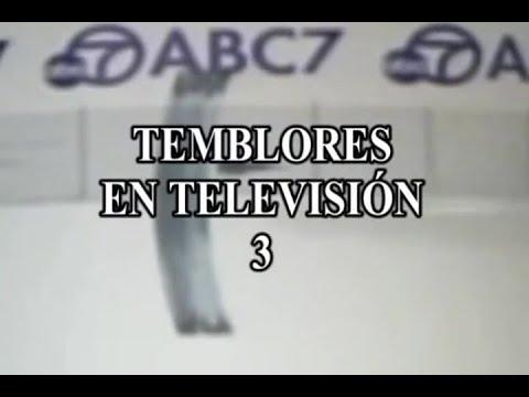 TEMBLORES EN TELEVISION 3