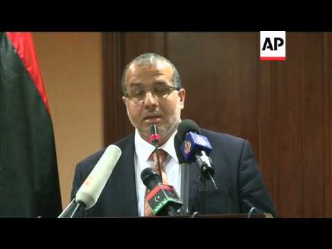 LIBYAN MINISTER ON RETAKING OF AIRPORT FROM MILITIA