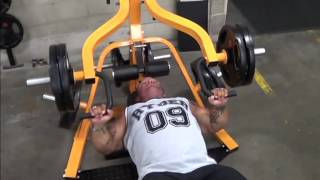 Powertec Workbench LeverGym with Lee Priest on sale @ BodyDesign Fitness