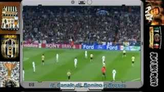 Real Madrid - Juventus 0-2 (05-11-2008) Goal Del Piero (2)