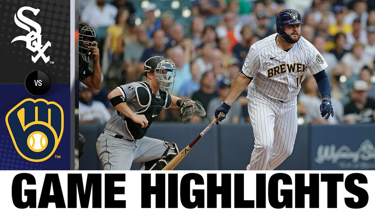 Download White Sox vs. Brewers Game Highlights (7/24/21) | MLB Highlights