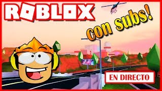 🔴ROBLOX Direct!:Playing with 💙RACOAMIGOS💙!!! 👉ENTER NOW!!