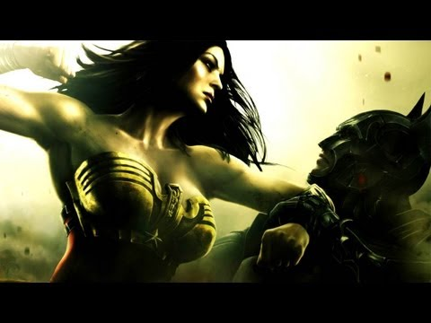 CGR Undertow - INJUSTICE: GODS AMONG US review for Xbox 360