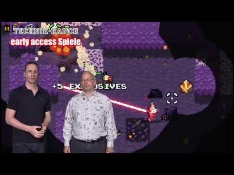 Technik Ranch 86: Early-Access-Spiele * Risiko Firmware * NSA-Lexikon: Prism