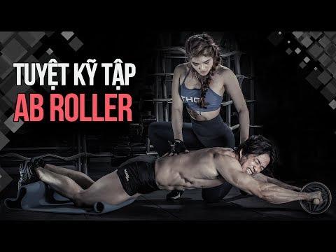 Những điểm sai căn bản khi bạn tập bụng đau lưng và không có hiệu quả - AB Roller