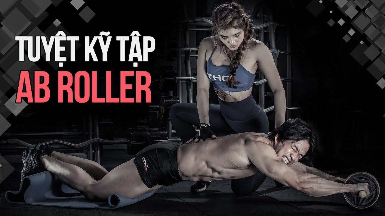 Lăn bụng tầm bậy đau lưng không ra múi bụng