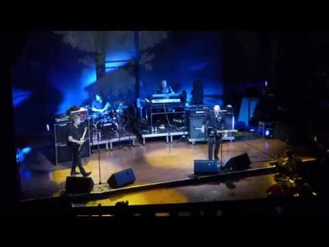 The Stranglers -All Day And All Of The Night--Live in Athens, Greece at Fuzz Club--23.5.2015