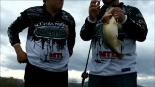 Lake Champlain Bass Fishing Ticonderoga - April 15th