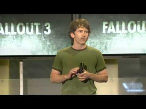 Конференция Microsoft - E3 2008