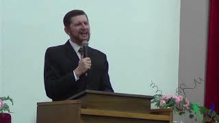 Culto de aniversário - Mensagem Rev. Arnildo Klumb