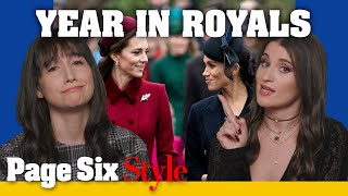 The best royal fashion moments of 2019 | Royal Roundtable | Page Six Entertainment News
