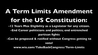 Term Limits - Take Back Congress