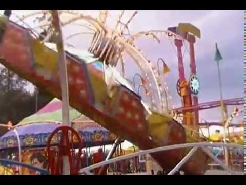 Feria De Teziutlan 2014 Juegos Mecanicos Youtube