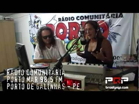 Brasil PQP Radio Porto Mar 98.5 FM