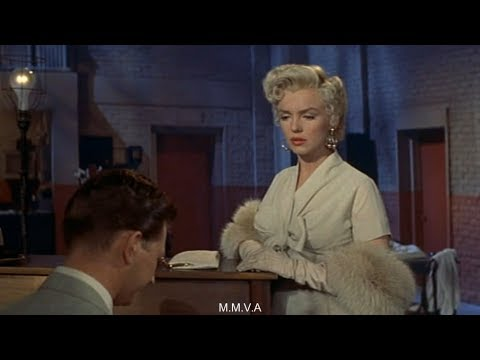 """Marilyn Monroe In """"There's No Business Like Show Business"""""""" - Movie Scene And Theatrical Trailer"""