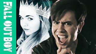 Repeat youtube video Fall Out Boy feat. Demi Lovato: Irresistible [NateWantsToBattle feat. AmaLee Music Song Cover]