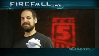 Firefall Live with systems designer Cloudchaser!