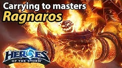 Carrying to Masters with Ragnaros