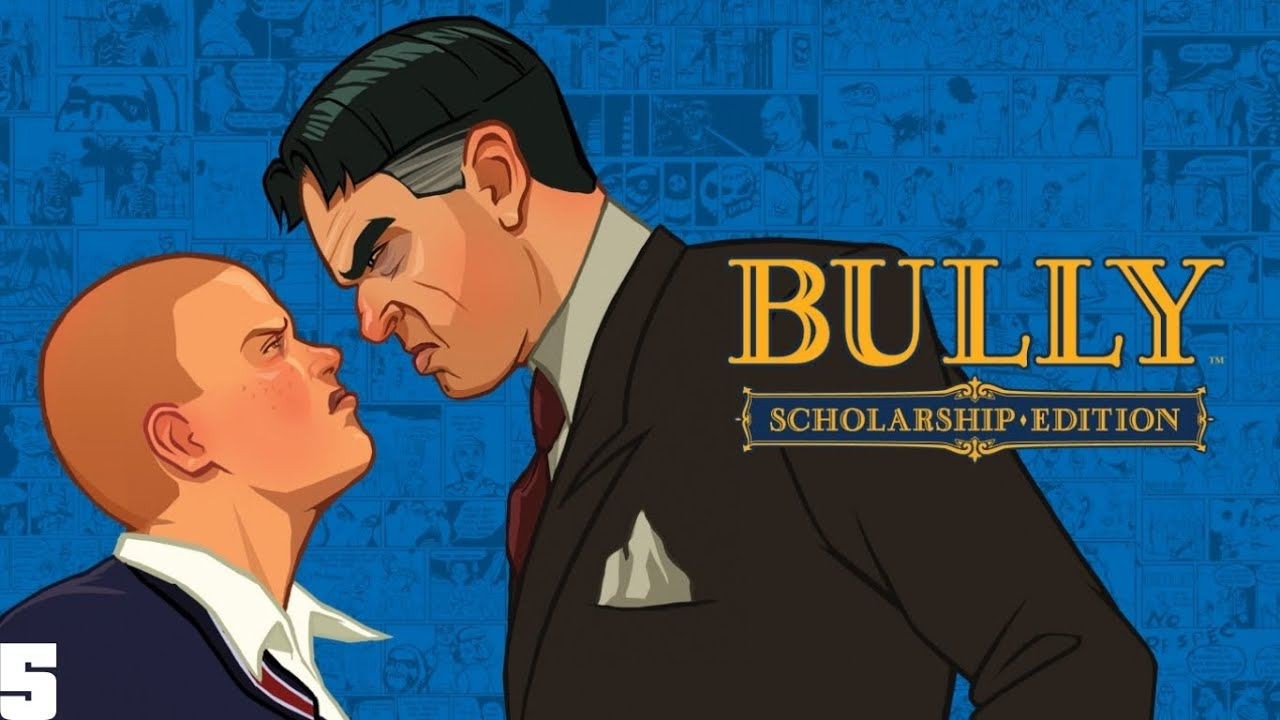 Bully Scholarship Edition 100% Walkthrough - Part 5 - English 1