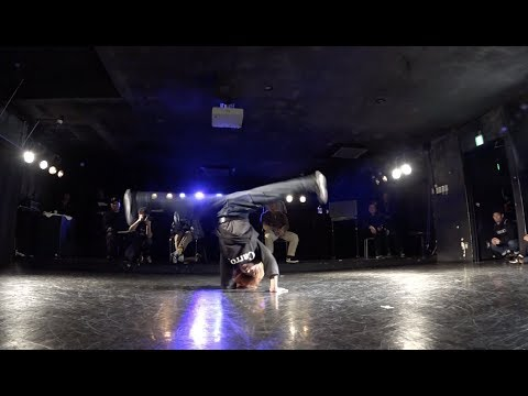 KONOHA Vs KAEDE_2020.1.26_U-18 Be.b-boy_B-GIRL BATTLE_SEMI FINAL