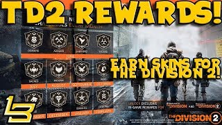 Get Division 2 Rewards! - SHIELDS INFO!