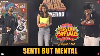 Senti But Mental Epi 6 Arjun Patiala Dil Todeya Diljit Kriti Varun DilTodeya out tomorrow