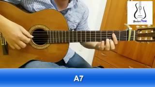 [Hợp âm gốc] Làm sao để yêu cover - Hari Won- Guitar đệm hát