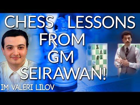 Chess Lessons from GM Yasser Seirawan with IM Valeri Lilov (Webinar Replay)