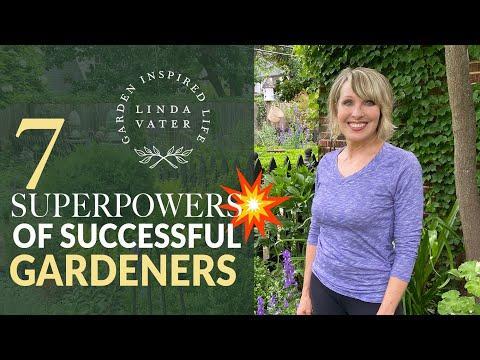 🍃🦸♀️🍃 7 Basics for Successful New Gardeners ‼️ || Linda Vater