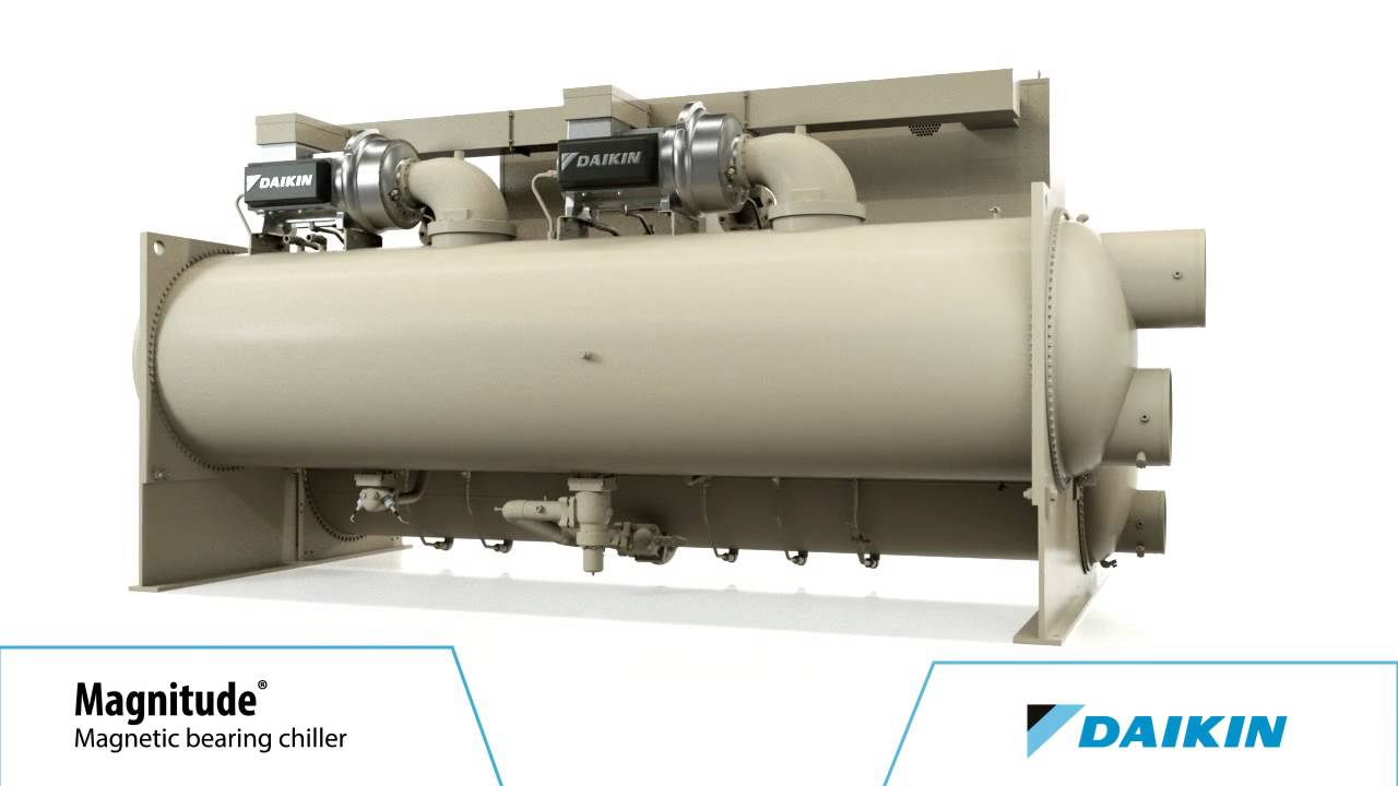 maxresdefault daikin applied magnitude� magnetic bearing water cooled chiller  at bayanpartner.co