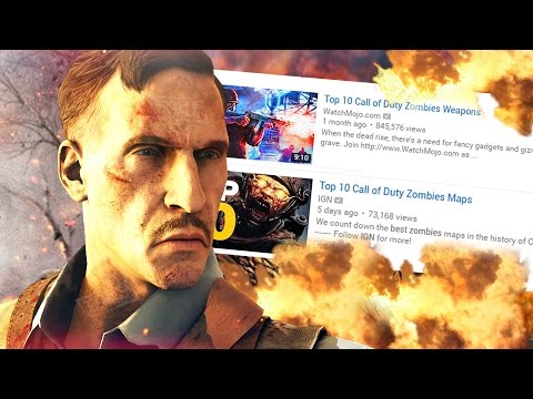 "Top 5 WORST ""Top 10 Call of Duty Lists"" (Worst WatchMojo, IGN Top 10 Lists COD Zombies)"