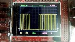 Arduino SPWM Generator Circuit