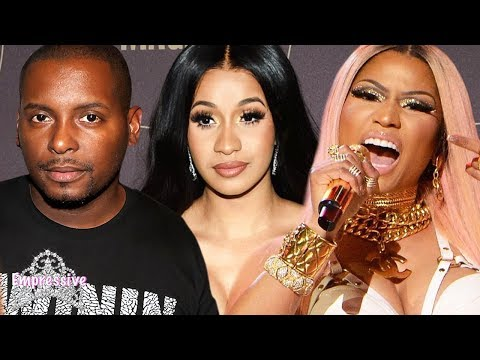 Nicki Minaj exposes DJ Self after he compares her to Cardi B  Mariah Lynn responds