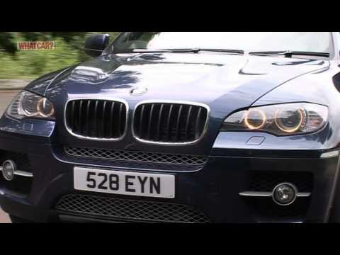 BMW X6 SUV review - What Car?