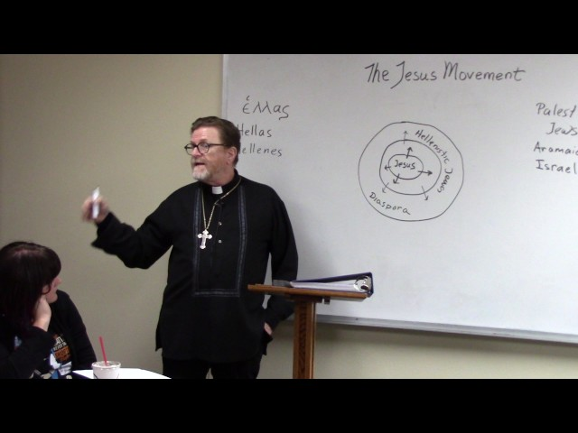 Session  12 New Testament Part 2  Apostles and the Early Church