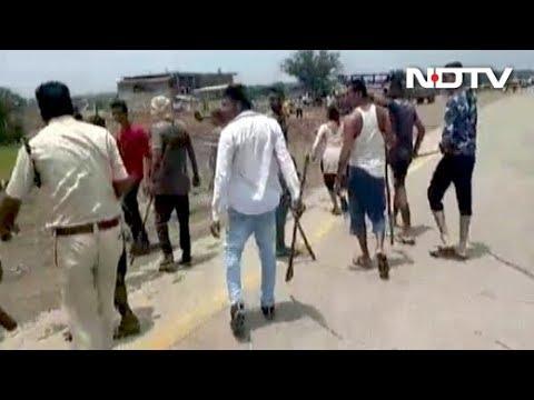 Madhya Pradesh में जमीन कब्जे को लेकर खूनी खेल