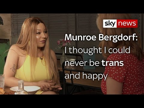 'I thought I could never be trans and happy'