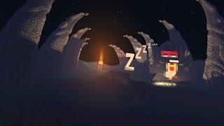 Minecraft - Мистик бросил мне вызов!