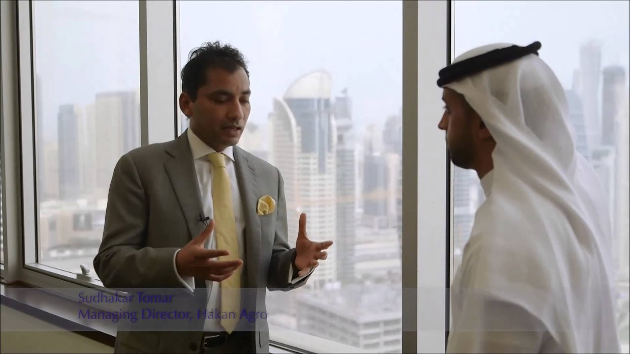 Hakan Agro DMCC speak about being a member of the #myDMCC community