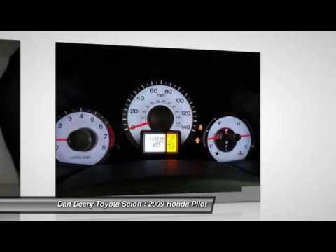 2009 Honda Pilot Cedar Falls IA U9899A