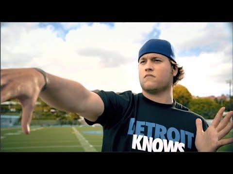 Matthew Stafford Funniest Commercials Compilation Nfl Detroit