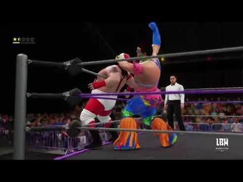 LBW NEW GEN EPISODE 1 (WWE 2K18)